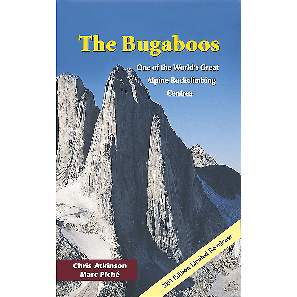 Independent Authors The Bugaboos (Limited Ediition Release), , 600