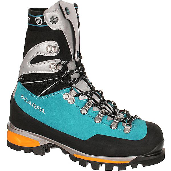 Scarpa Mont Blanc Pro GTX Women's - 38.5/Turquoise, Turquoise, 600