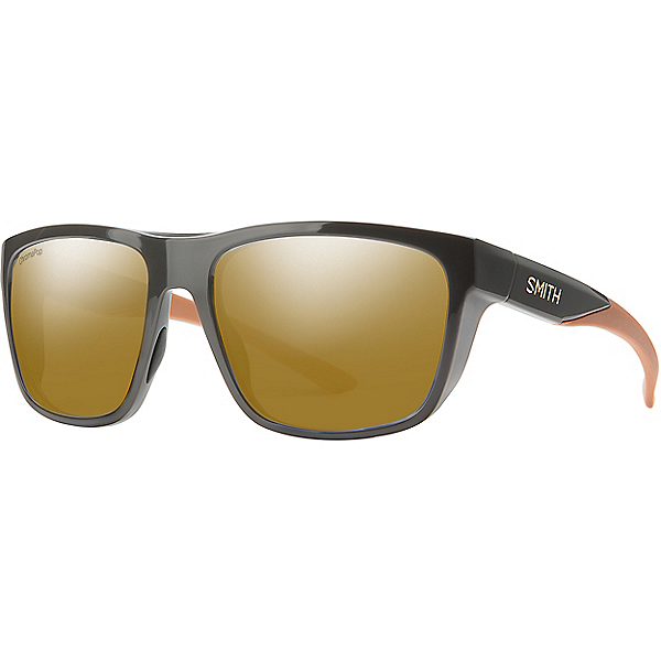 Smith Barra Sunglasses, Gravy Copper Chromapop Polar, 600