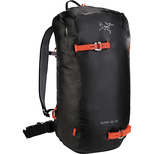 Arc'teryx Alpha SK 32 Backpack, Black, 600