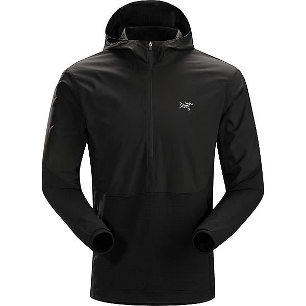 Arc'teryx Aptin Zip Hoody - Men's - XL/Black, Black, 600