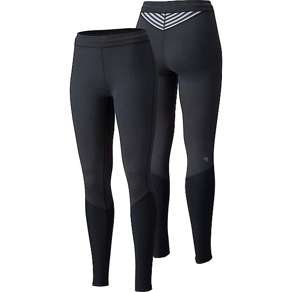 Mountain Hardwear Butterlicious Stripe Tight - Women's, Black, 600