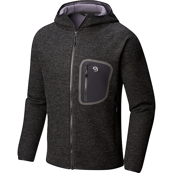 Mountain Hardwear Hatcher Full Zip Hoody - Men's, , 600