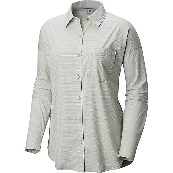 Mountain Hardwear Karsee Long Sleeve Shirt - Women's - MD/Green Fade, Green Fade, 600