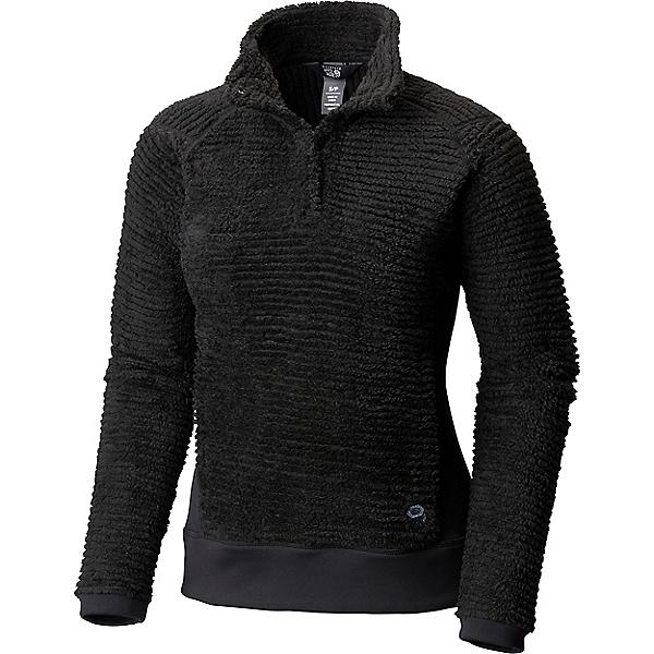 Mountain Hardwear Monkey Woman Fleece Pullover - Women's - LG/Black, Black, 600