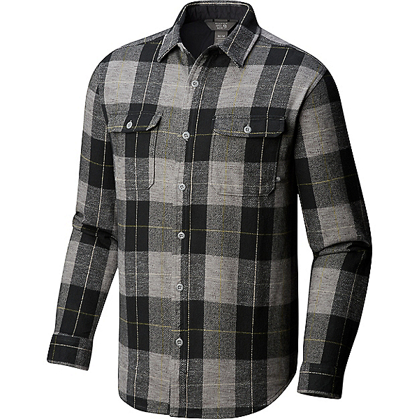 Mountain Hardwear Walcott Long Sleeve Shirt - Men's, Manta Grey, 600