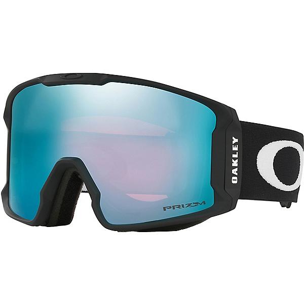 Oakley Line Miner XM Goggle - Matte Black w-Prizm Sapphr, Matte Black w-Prizm Sapphr, 600