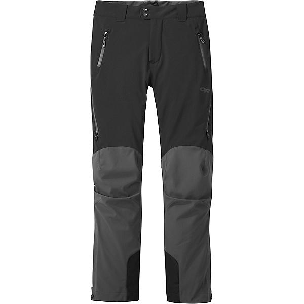 Outdoor Research Iceline Versa Pant - Men's - LG/Black-Storm, Black-Storm, 600