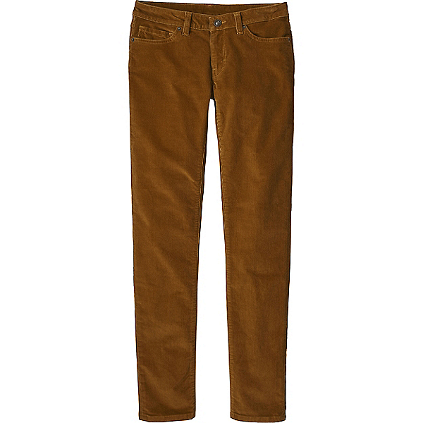 Patagonia Fitted Corduroy Pants - Women's - 32/Bence Brown, Bence Brown, 600