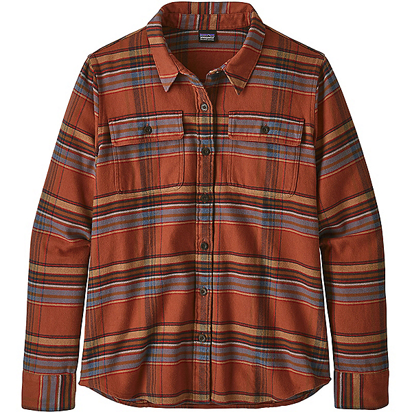 Patagonia L/S Fjord Flannel Shirt - Women's, , 600