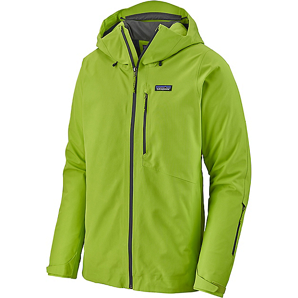 Patagonia Powder Bowl Jacket - Men's - MD/Peppergrass Green, Peppergrass Green, 600