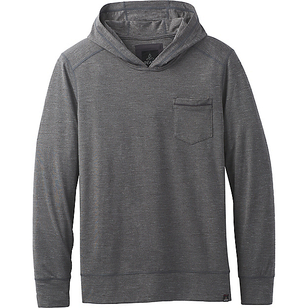 prAna Pacer Long Sleeve Pullover Hood - Men's, , 600
