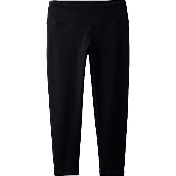 prAna Pillar Capri - Women's - LG/Black, Black, 600