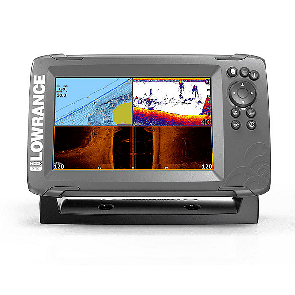 Lowrance HOOK2-7 Splitshot Mid/High/DownScan, , 600