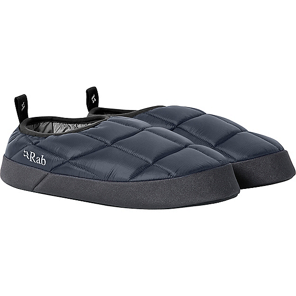 Rab Hut Slippers - XL/Beluga, Beluga, 600