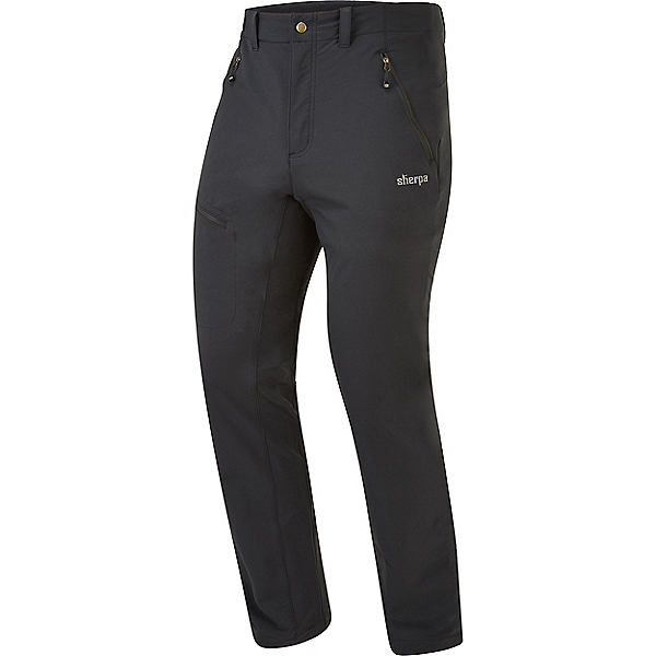Sherpa Jannu Pant - Men's, Black, 600