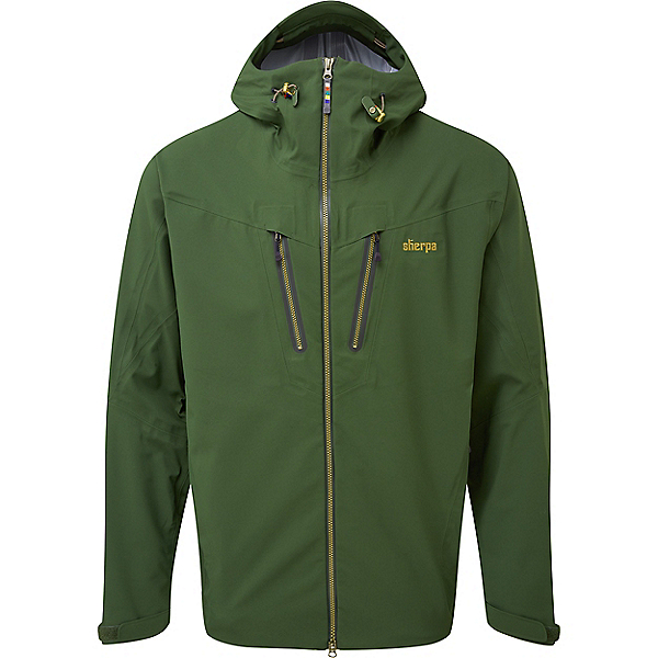Sherpa Lithang Jacket - Men's - XL/Mewa Green, Mewa Green, 600