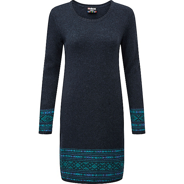 Sherpa Maya Jacquard Dress - Women's - MD/Rathee, Rathee, 600