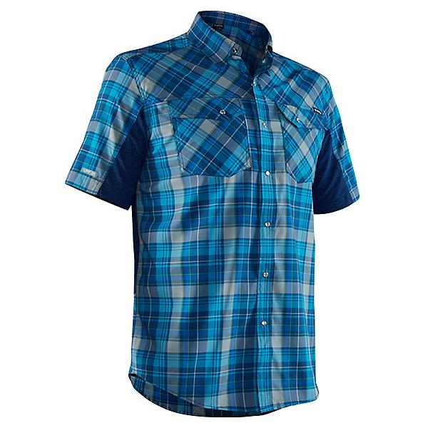 NRS Guide Fishing Shirt Short Sleeve Men 2019, , 600