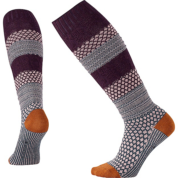 Smartwool Popcorn Cable Knee High - Women's, , 600