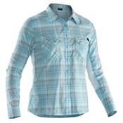 NRS Guide Fishing Shirt Long Sleeve Women, , medium
