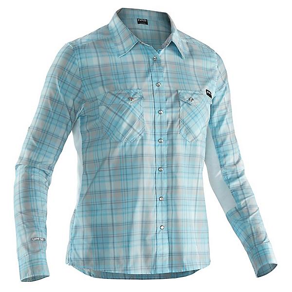 NRS Guide Fishing Shirt Long Sleeve Women, , 600