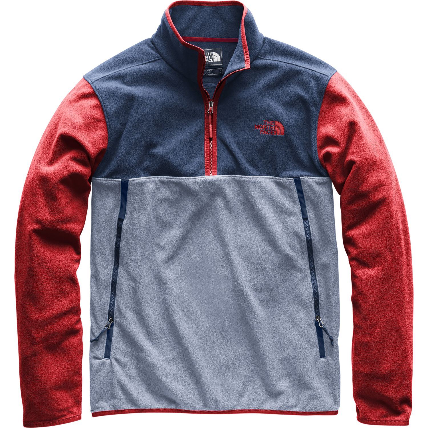 b1a449243 The North Face Glacier Alpine 1/4 Zip - Men's