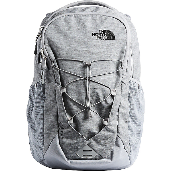 The North Face Jester, Mid Grey Dark Heather-Black, 600