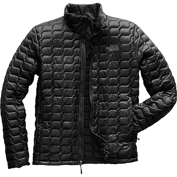 The North Face ThermoBall Jacket - Men's - MD/TNF Black, TNF Black, 600