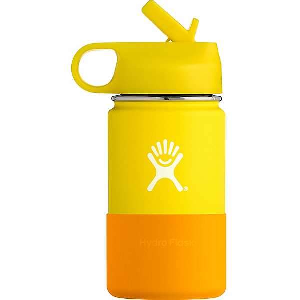 Hydro Flask 12 oz Kids Wide Mouth - Lemon, Lemon, 600