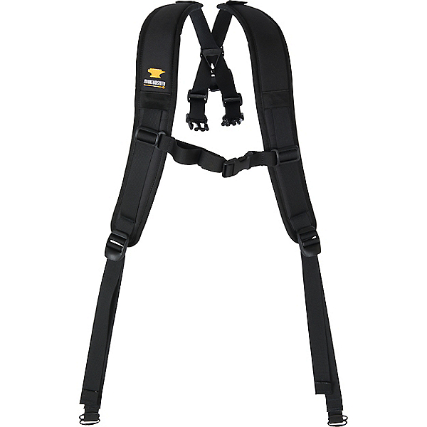 MountainSmith Strapettes for Lumbar Pack, Black, 600