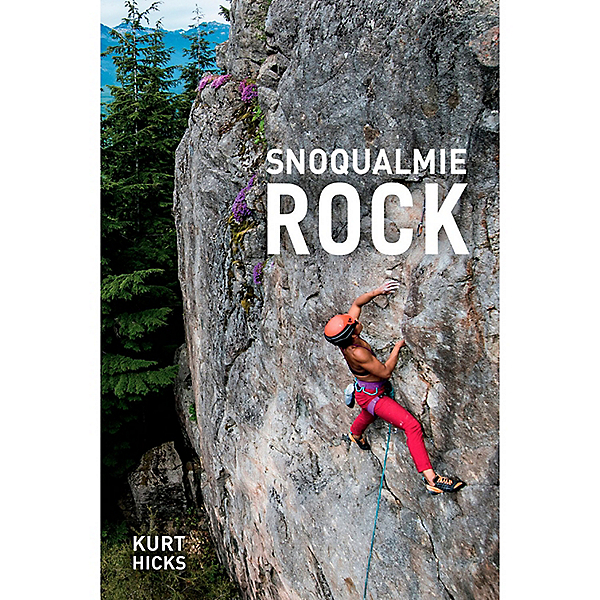 Obvious Gully Press Snoqualmie Rock Guidebook, , 600