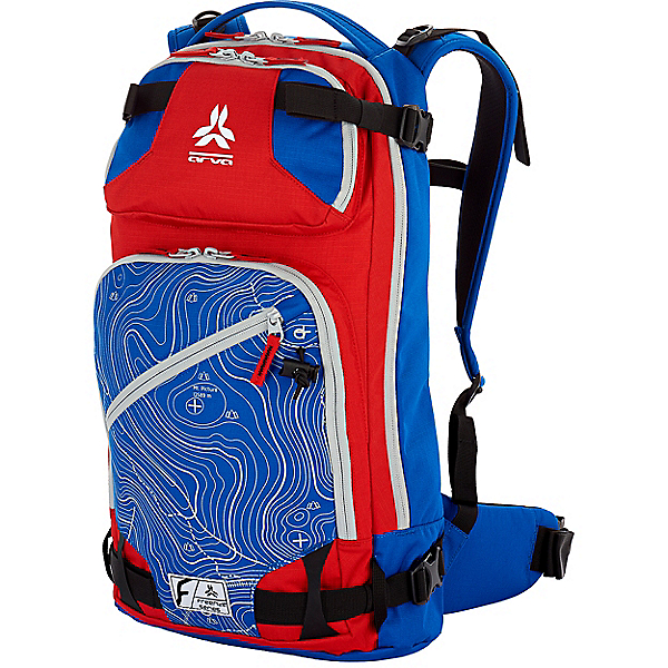 Arva Calgary 22 - Blue-Red, Blue-Red, 600