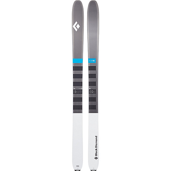 Black Diamond Snowsports Helio105 Ski - 175/Blue, Blue, 600