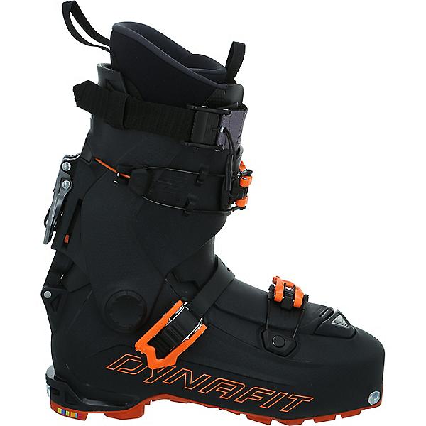 Dynafit Hoji Pro Tour Ski Boot - 26/Asphalt-Fluo Orange, Asphalt-Fluo Orange, 600
