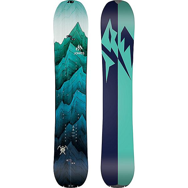 Jones Snowboards Solution Splitboard - Women's - 152/Blue, Blue, 600