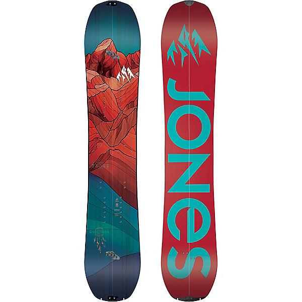 Jones Snowboards Dream Catcher Splitboard - Women's - 148/Blue, Blue, 600