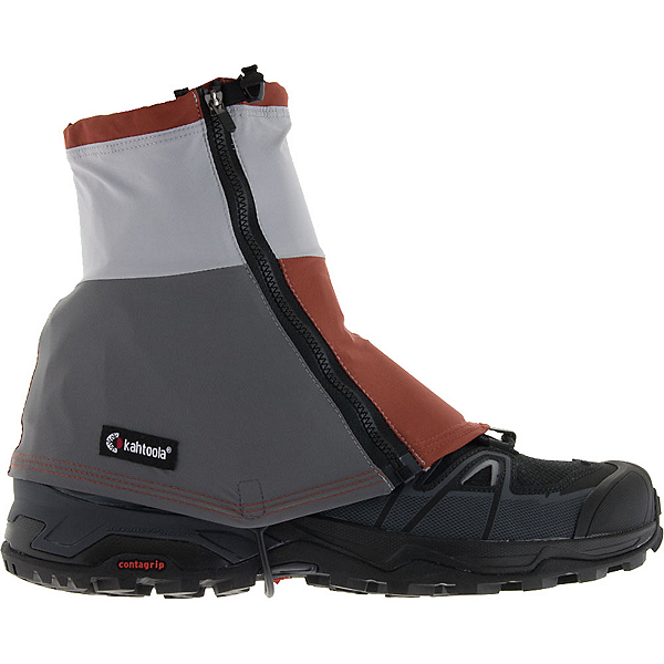 Kahtoola INSTA Gaiters Mid, Light Greay-Sedona, 600