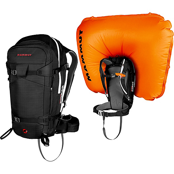 Mammut Pro Removable Airbag 3.0, Black, 600