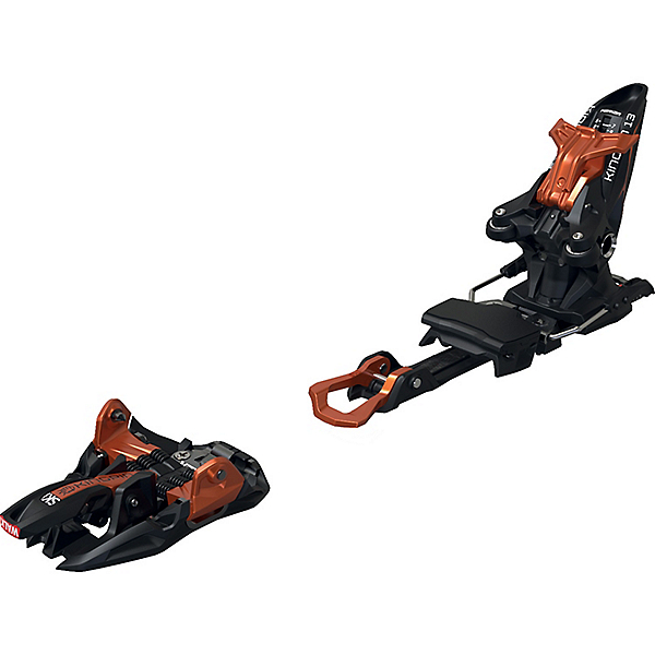 Marker Kingpin 13 Ski Binding with Brake, Black-Copper, 600