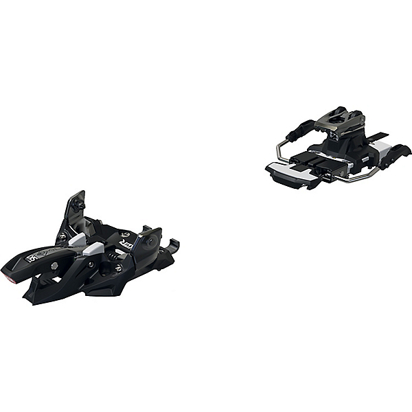 Marker Alpinist 12 Long Travel Ski Binding w/Brake, Black-Titanium, 600