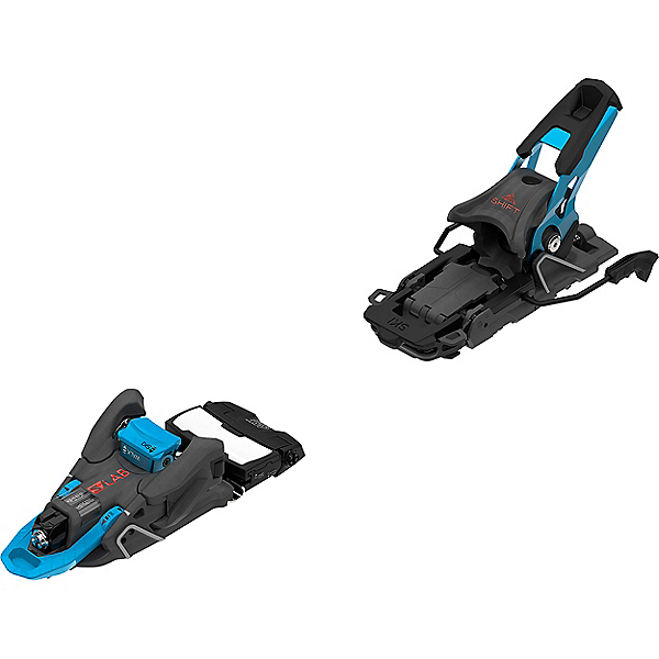 Salomon S-Lab Shift Multi-Norm Certified Ski Binding, Blue-Black, 600