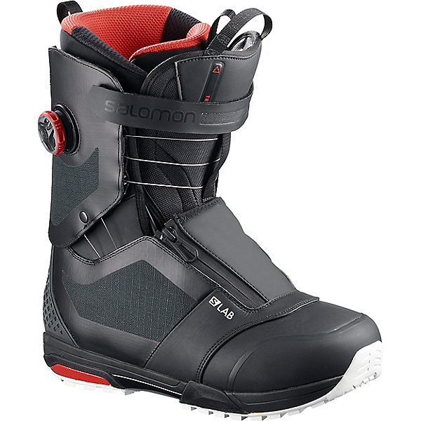 Salomon Trek S/LAB Snowboard Boot, Black, 600