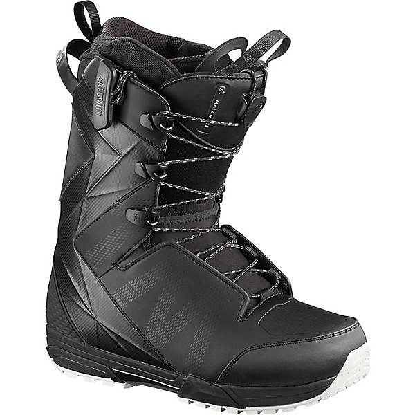 Salomon Malamute Snowboard Boot - 24/Black, Black, 600