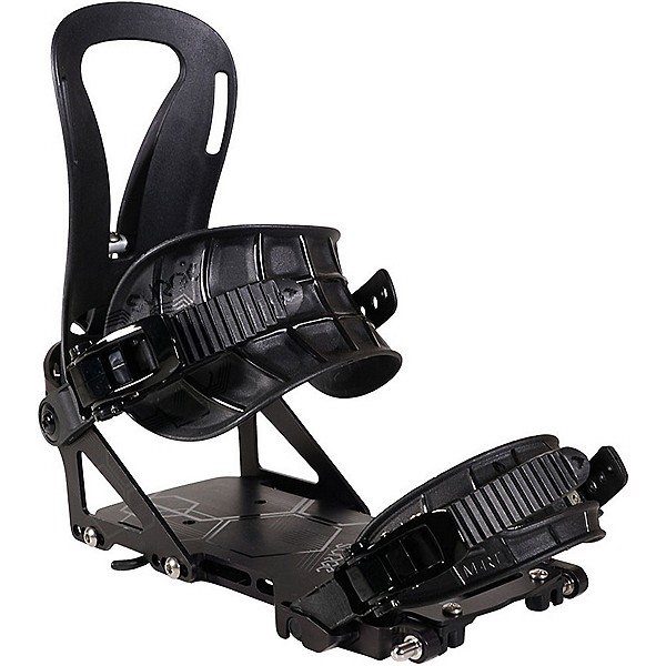 Spark R&D Surge Splitboard Bindings, Black, 600