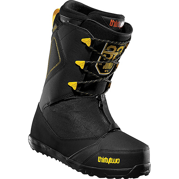 Thirty Two Jones Zephyr Snowboard Boot 2018, Black-Yellow, 600