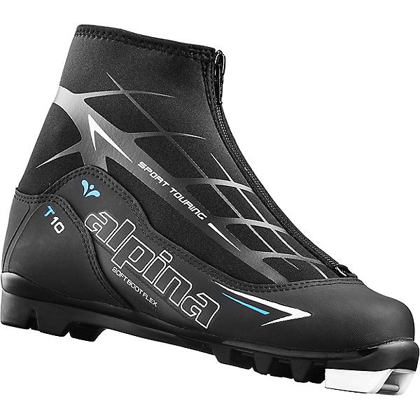 Alpina T10 Eve Ski Boot - Women's - 35/Black-White-Blue, Black-White-Blue, 600
