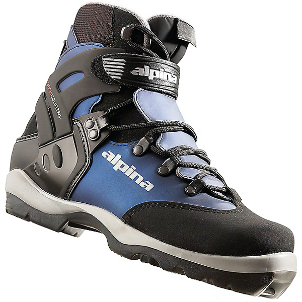 Alpina BC 1550 Eve Ski Boot - Women's, Black-Blue, 600