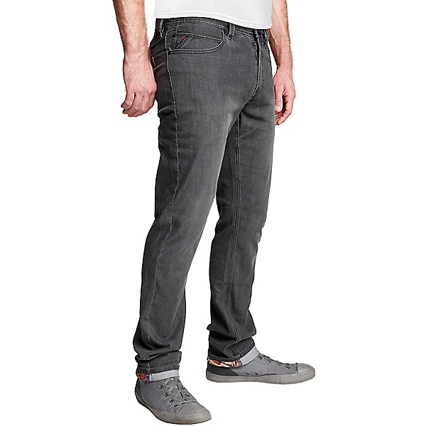 Meridian Line Gravity Jean Slim 34in - Men's - 34/Granite, Granite, 600