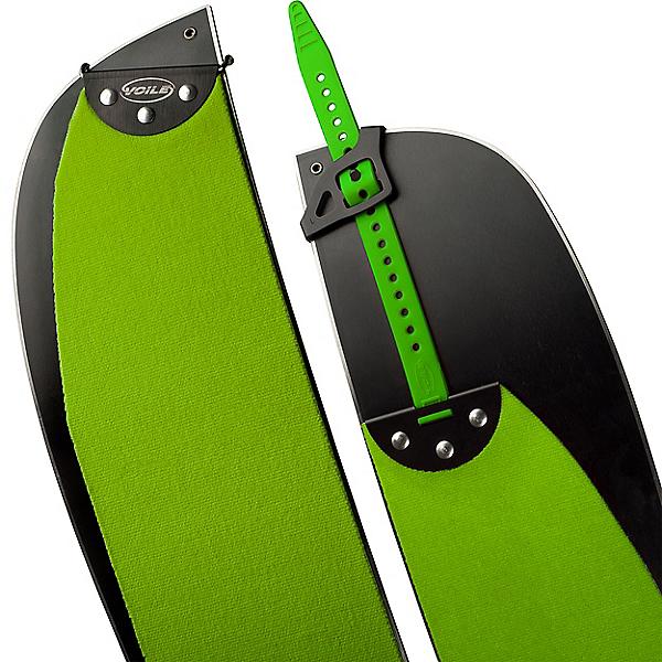 Voile Hyper Glide Splitboard Skins w/Tail Clips, Large (163-169cm), 600